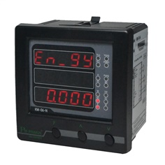 3 PHASE POWER AND ENERGY METER WITH RS-485