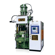 Vertical Rubber Injection Mold Machine