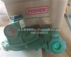 """Fisher"" Regulator   HSRL-BFC"