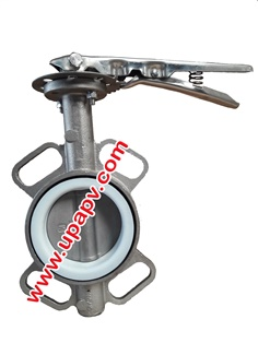 Butterfly valve Wafer