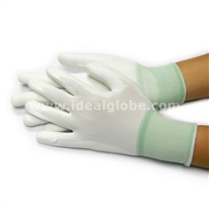 PU Palm Fit Gloves