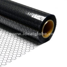 ESD PVC Grid Curtain Film