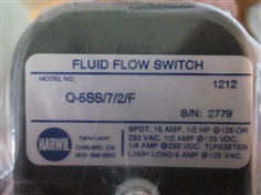 Q-5SS Fluid Flow Switch(Harwil)