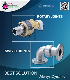 Rotary Joints/Swivel Joints