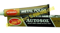 AUTOSOL  ผลิตภัณฑ์ทำความสะอาดและขัดเงาสูตรครีมใช้ได้กับโลหะทุกชนิด