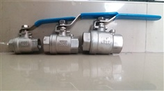 BALL VALVE 2PC FULL BORE