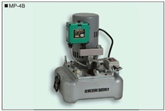 RIKEN One-Stage Electric Hydraulic Pump MP-4B