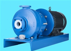 UC-SERIES ETFE-LINING   ANSI MAGNETIC DRIVE PUMP
