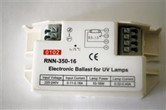 จำหน่าย UV-TEC UV special ballasts RNN-350-16 16w integrated ballasts with light gimbals