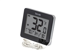 Wired Indoor and Outdoor Thermometer