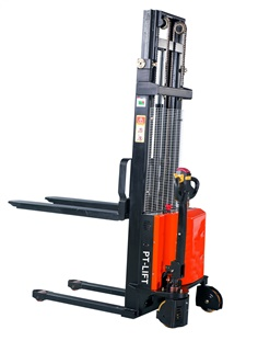 ECONOMICAL ELECTRIC STACKER