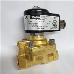 Parker Lucifer 2 Way Solenoid Valves #321H2522-876024-483541T