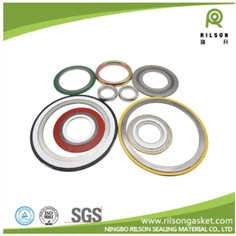 Spiral Wound Gasket for Exhaust and Heat Exchanger