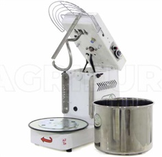 Famag  IM-10S 10 speed  Dough mixer (0.5kg/10kg.) Rising Head