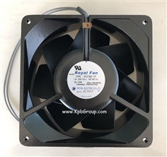 ROYAL Electric Fan UT276D-TP