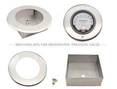 Manometer Accessories