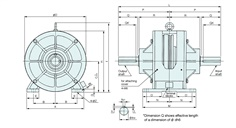 SINFONIA (SHINKO) Electromagnetic Clutch Unit CLC-1225