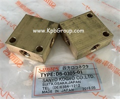 SUNTES Four Ways Connector DB-0305 Series