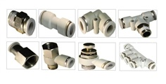 UNI-D One Touch Fitting/Push-In Fittings