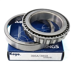 395A / 394A  KOYO  Tapered Roller Bearing 2.6250X4.3307X0.8661 inch.