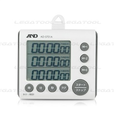 AND AD-5701A 3 Channels (Digital Timer)
