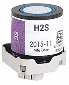 REPLACEMENT SENSOR, SAFECORE, HYDROGEN SULFIDE (H2S)