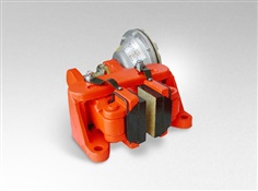 SUNTES Pneumatic Disc Brake DB-3010A Series