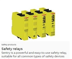 ABB SAFETY RELAY