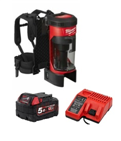 Milwaukee, M18 FUEL 3-in-1 Backpack Vacuum