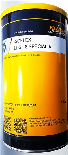 KLUBER  ISOFLEX LDS 18 Special A Long-term lubricating grease 1kg. / CAN  มีของพร้อมส่ง