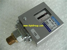 NIHON SEIKI Pressure Switch BN-1252 Series
