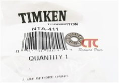Thrust needle bearing Timken NTA-411