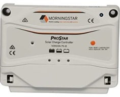 MORNINGSTAR, PS-15, PROSTAR-15 SOLAR CHRGR CONTROLLER