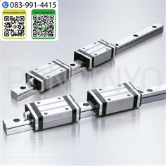 Linear Roller Guides  LH Series / LS Series