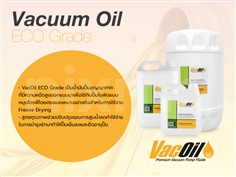 VacOil ECO Freeze Dryer Vacuum Pump Oil