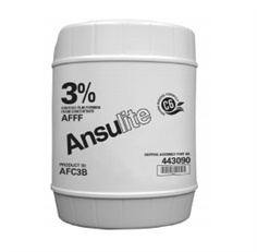 ANSULITE, AFC3B 3% AFFF Concentrate