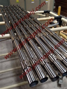 Stainless Steel Pipe ?28mm.x4M.