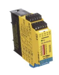 TURCK, IM1-451EX-T, Switching Amplifier Isolated 4 Channel IM1 Series