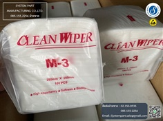 Clean Wipers M-3