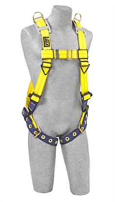 3M, DBI-SALA Delta 1101257, Full Body Harness