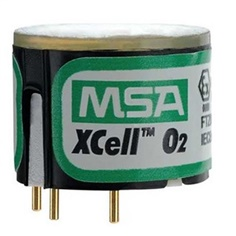 MSA XCell O2 Replacement Sensor For Altair 4X, 4XR and 5X