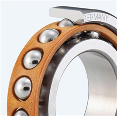S6005C TAA7, Set of Precision Bearing, Made in the Germany  ( 25 x 47 x 12 mm.)  S Series: Angular Contact Bearings