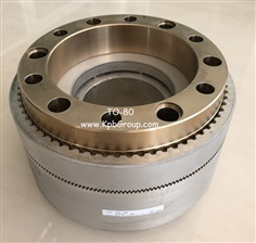 SINFONIA Electromagnetic Toothed Clutch TO-80