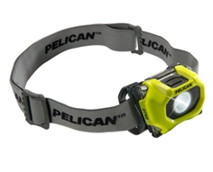 PELICAN, 2755C, HEADLIGHT, IECEx-Yellow