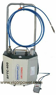 CHILLER&CONDENSER TUBE CLEANERS