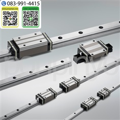 Linear Roller Guides  NS Series
