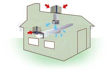 Evaporative Cooling System Open System,Evaporative Cooling System Open System,,Machinery and Process Equipment/Cooling Systems