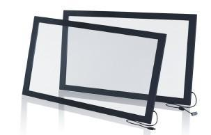 Infrared Touch Screen (Single Touch)  แปลง TV LCD Monitor ให้เป็น Touch screen,Infrared Touch Screen,หน้าจอสัมผัสอินฟราเรด,Touch Screen,จอทัชสกรีน,Single Touch,MTC,Automation and Electronics/Electronic Components/Touch Screen