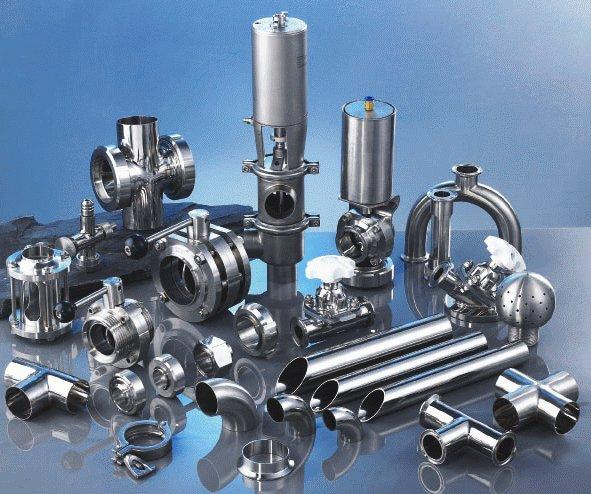 Stainless steel Fittings,Fitting, ข้อต่อ, ข้อโค้ง, สแตนเลส, ฟิตติ้ง,PME,Pumps, Valves and Accessories/Tubes and Tubing