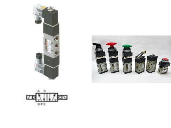 "STNC  5/2 SOLENOID VALVE 3/8"" TG2532-10,TG25,STNC,Pumps, Valves and Accessories/Valves/Solenoid Valve"